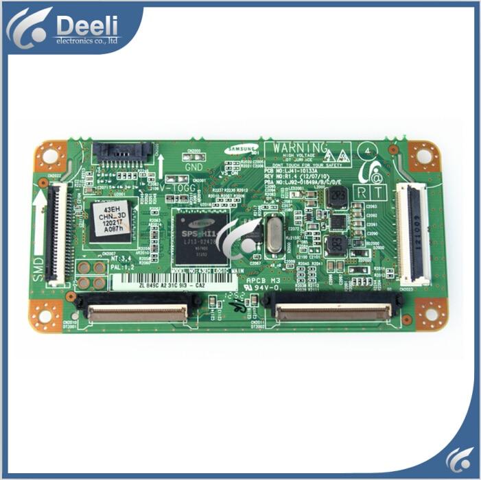 все цены на  95% New original logic board LJ41-10133A LJ92-01849A good working  онлайн