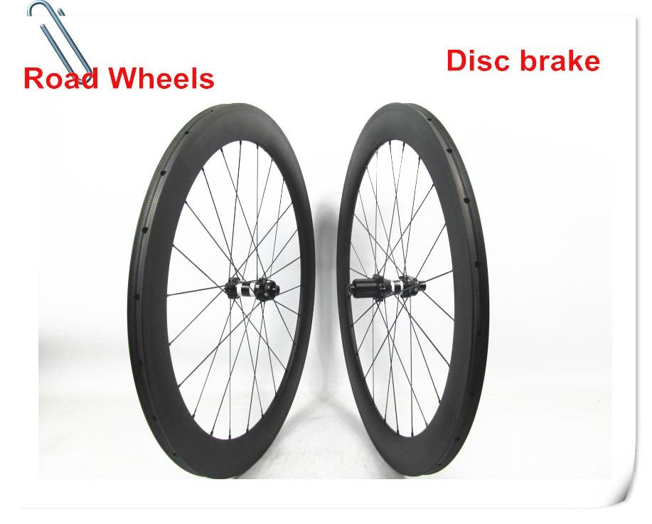 все цены на Farsports FSC60-TM-23 DT350 hub Tubular 60mm 23mm cyclocross disc brake carbon tubular wheels with thru axle hub онлайн