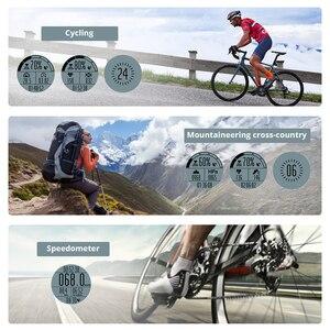 Image 5 - 1 Year Warranty Makibes BR2 Men GPS S966 Sport Watch Bluetooth HIKING Speedometer ECG HR Multi sport fitness tracker Smart Watch