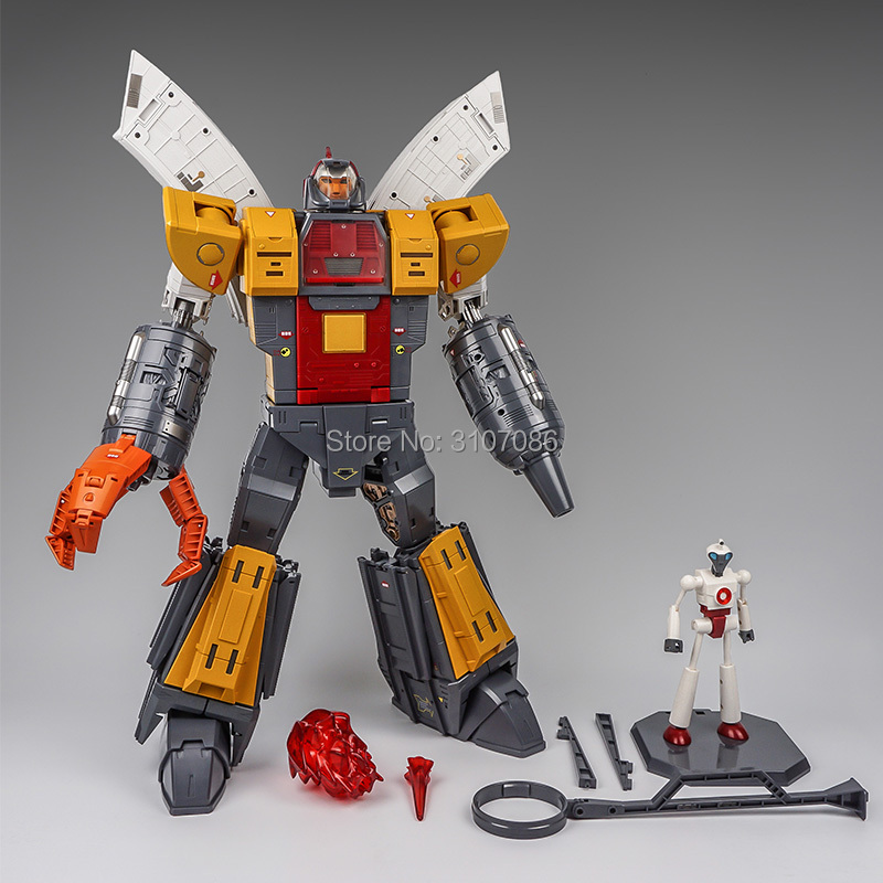 NEW WJ Terminus Giganticus G1 Boy toys Super Size 60cm high