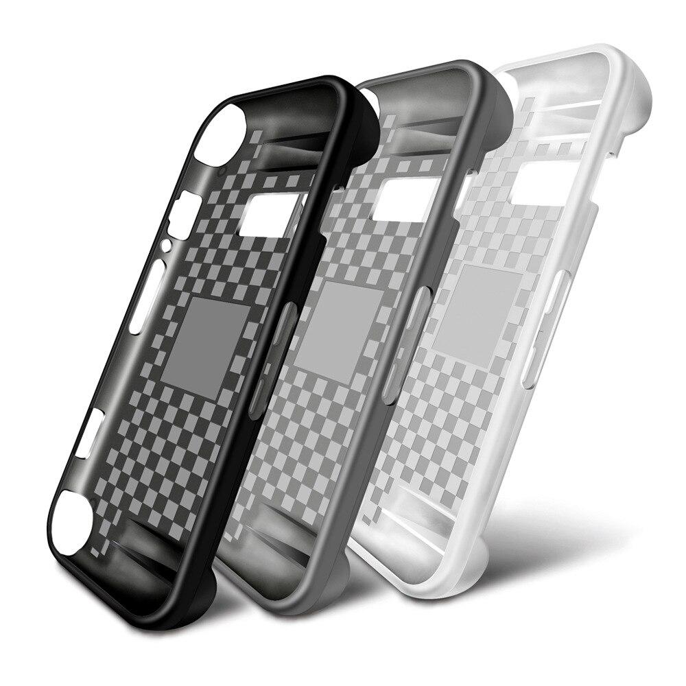 Switch Handheld Handle Protective Case One-piece TPU Scratch Resistant Drop Game Sccessory Set Detachable PC Transparent Case