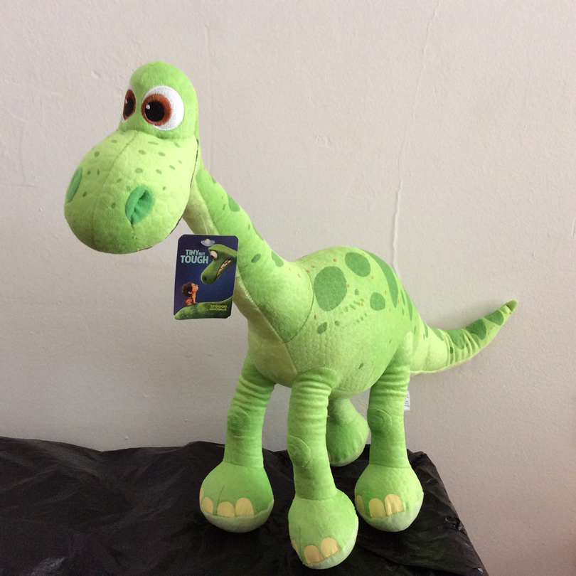 Free Shipping 1pcs The Good Dinosaur Stuffed Animals Soft Doll Arlo Dinosaur Plush Boy Toys For Kids Gift Brinquedos