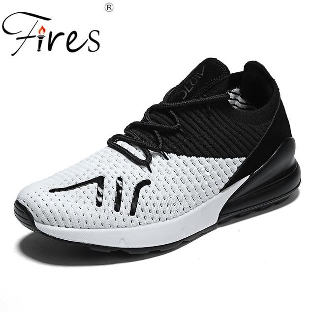 Fires Summer Men Sneakers Lightweight Sport Shoes Outdoor Running Shoes Man  Comfortable Trainning Shoes Hombre Jogging Sneaker b1c5dc2f1ea2