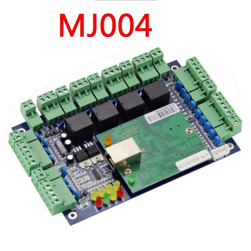 100%original New four door 4 Readers Professional TCP/IP Network access control board green board for door access control syste sparepart apple mouse battery bay access door new mspa2012 922 8794 new