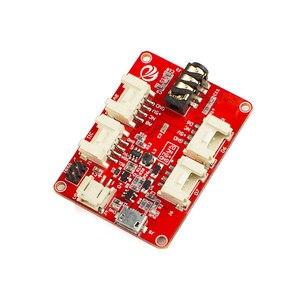 Image 4 - Elecrow 32u4 مع A9G GPRS/GSM/وحدة GPS رباعية الفرقة 3 واجهات لتقوم بها بنفسك عدة ATMEGA جهاز استشعار لتحديد المواقع وحدات لاسلكية IOT المتكاملة