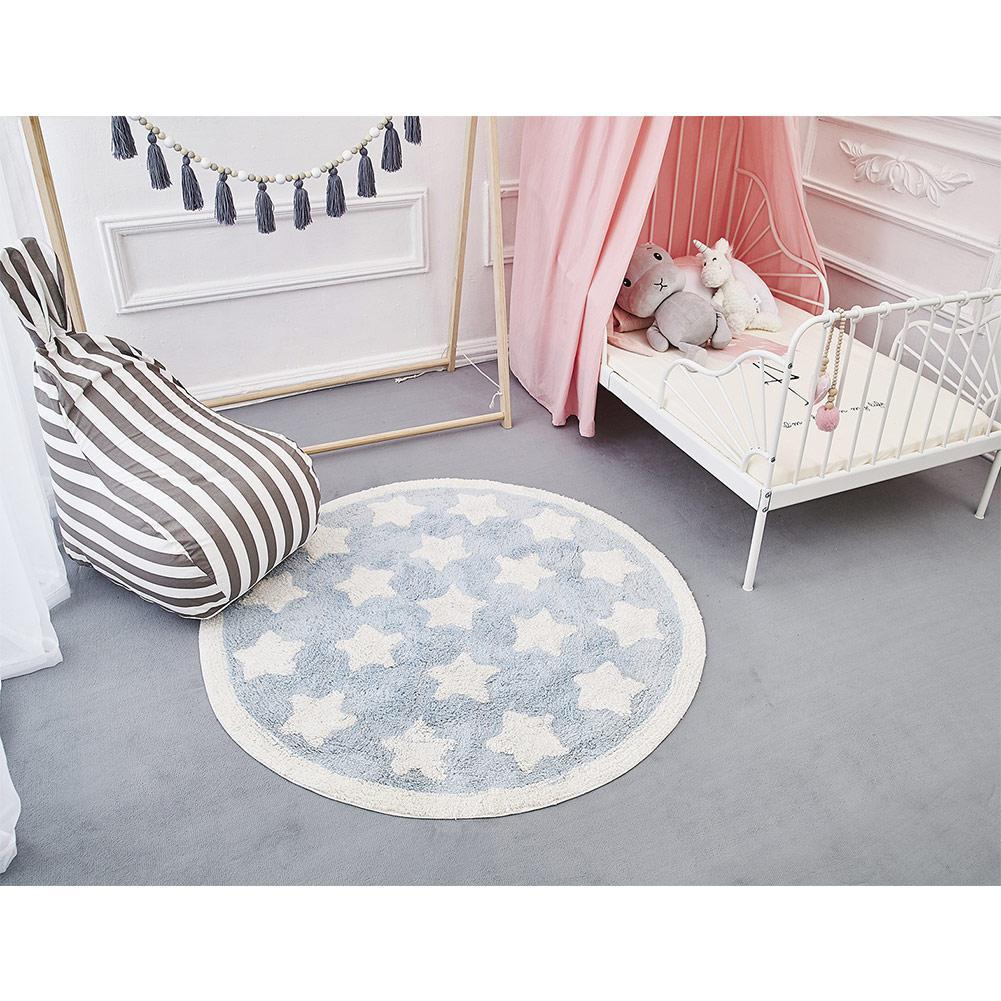Bébé infantile jouer tapis enfants ramper tapis plancher tapis bébé literie lapin couverture coton jeu Pad enfants chambre décor - 4