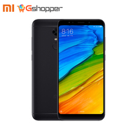 Глобальная версия Xiaomi Redmi 5 плюс 3 ГБ 32 ГБ/4 ГБ 64 ГБ мобильные телефоны 18:9 Дисплей Восьмиядерный процессор Snapdragon 625 4000 мАч MIUI 9,2 =