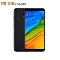 Global Version Xiaomi Redmi 5 Plus 3GB 32GB/4GB 64GB Mobile Phones 18:9 Display Snapdragon 625 Octa Core 4000mAh MIUI 9.2=