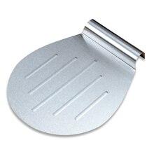 1 STÜCK Kuchen Schaufel Transfer Edelstahl Kuchen Backen Werkzeuge Beweglichen Platte Brot Pizza Klinge Schaufel Backformen Teigkratzer CT1065