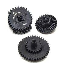 MODIKER 2019 New FB 9:1/ 13:1/16:1 High Speed dual sector Gear Set for / JM Gen.8 Gen.9 Gen.10 Gearbox - Black