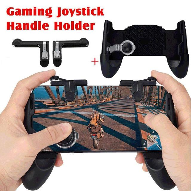 Universal mobile joystick gamepad game phone controller fire buttons 5.0~6.0 inch mobile phone for Android iphone IOS gamepad