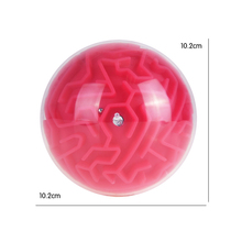 3D Maze Ball Interesting Labyrinth Puzzle Game Intelligence Challenging Three-dimensional Brain teaser game ball maze
