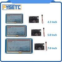 """4.3 """"5"""" 7 """"タッチカラー画面 + PanelDue コントローラボード 3D プリンタ Cnc マシン DuetWifi 高度な 32 ビットエレクトロニクス -"""