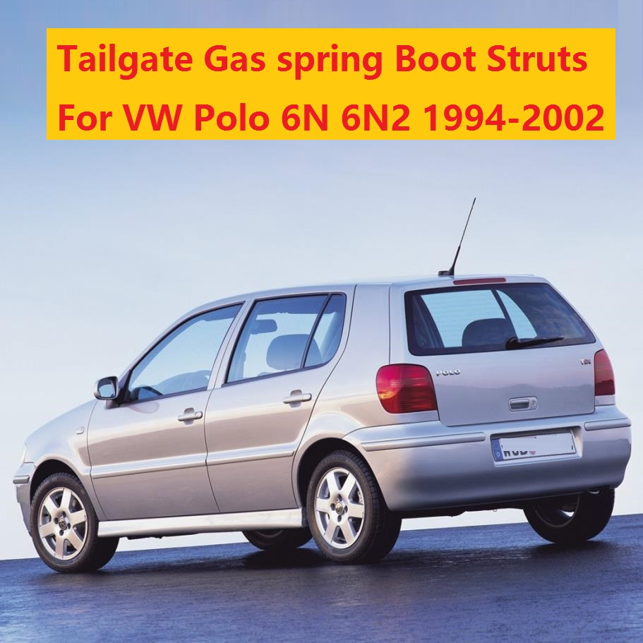 2x gasdämpfer POSTERIORE SPORTELLI smorzatori STABILUS PER VW POLO 6n 6n2 1994-2001