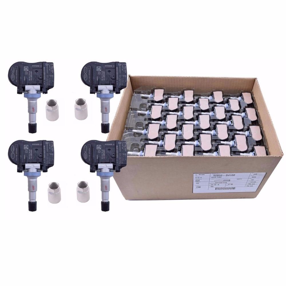4 X TPMS For 2015-2022 Hyundai ELANTRA I30 I30 FASTBACK KIA OPTIMA NIRO Tire Pressure Monitor SENSOR 52933-D4100 52933-F20004 X TPMS For 2015-2022 Hyundai ELANTRA I30 I30 FASTBACK KIA OPTIMA NIRO Tire Pressure Monitor SENSOR 52933-D4100 52933-F2000