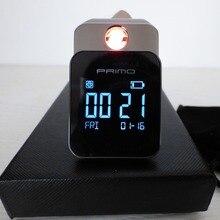 2016ใหม่usbเบากับสมาร์ทแบบชาร์จจริงนาฬิกาอิเล็กทรอนิกส์