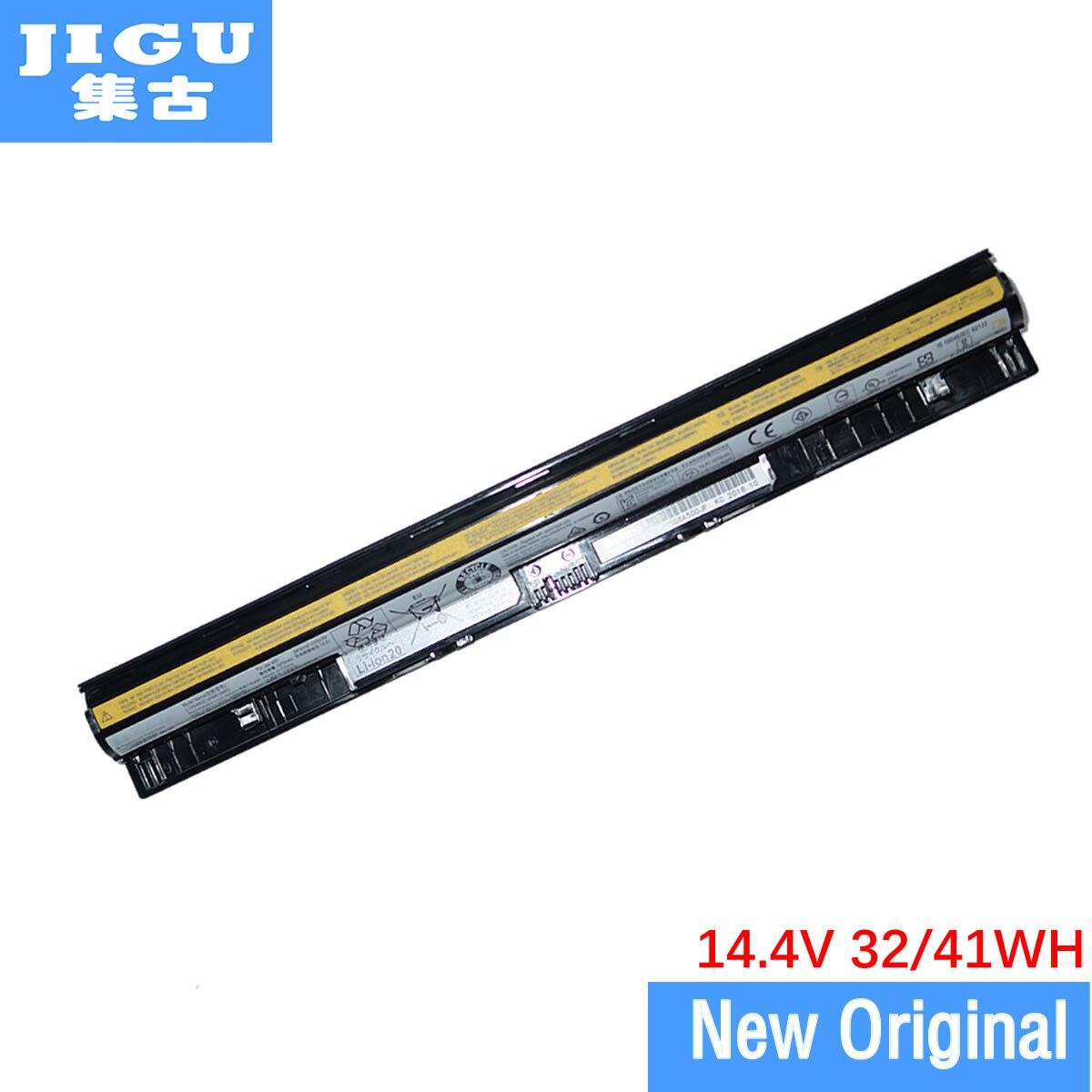 JIGU L12L4A02 L12L4E01 L12M4A02 L12M4E01 L12S4A02 L12S4E01 Original Laptop Battery For LENOVO Ideapad G400 G400S G500 jigu new battery l11l6y01 l11s6y01 for lenovo y480p y580nt g485a g410 y480a y480 y580 g480 g485g z380 y480m