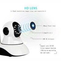 Nouveau 720 P Promotion HD Wifi caméra de sécurité système maison intelligente wifi cctv caméra