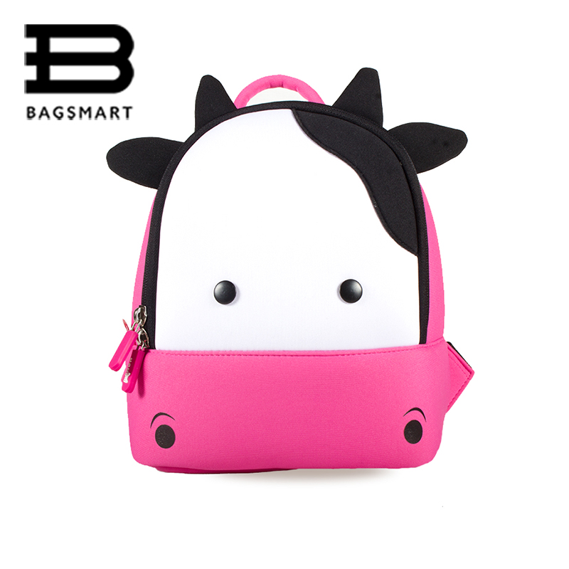 BAGSMART Animals font b Backpack b font For font b Kids b font Baby Bags Waterproof