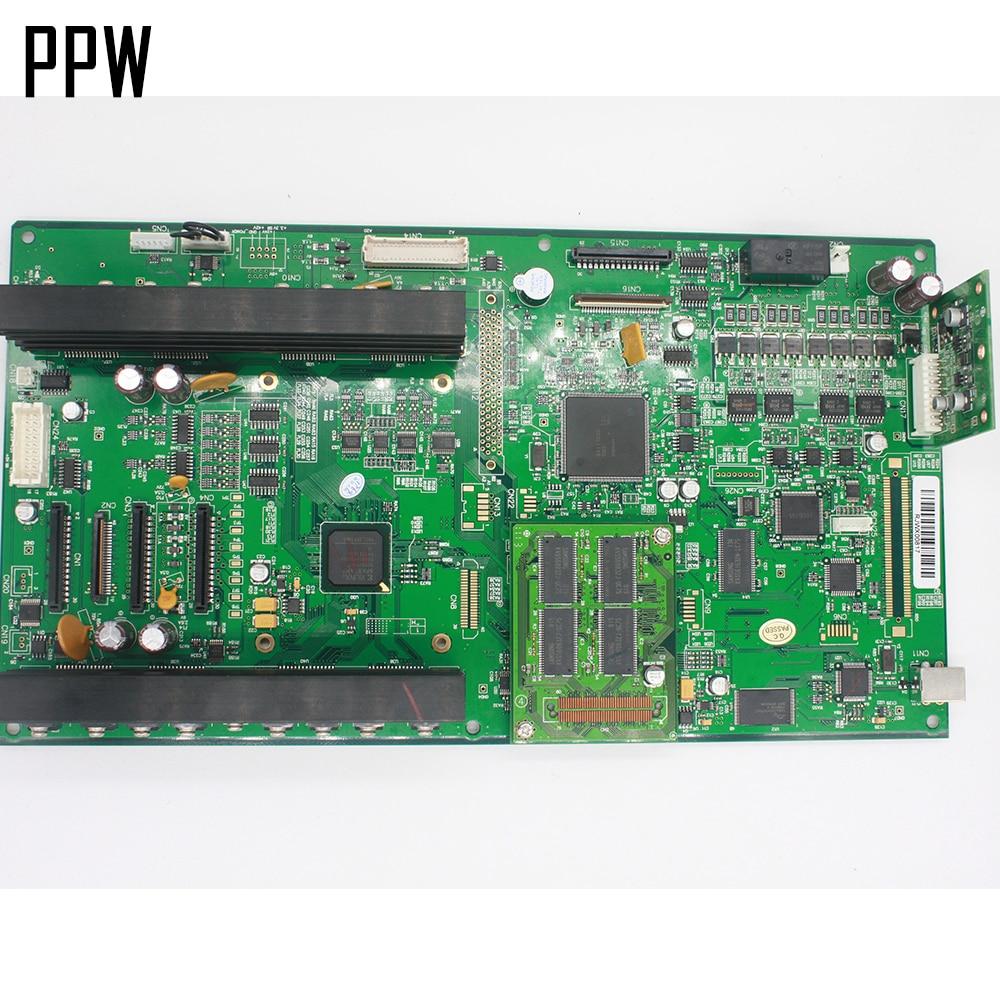 все цены на NEW Mimaki JV33 160 JV33 130 Mainboard Main PCB Assy with Memory card онлайн