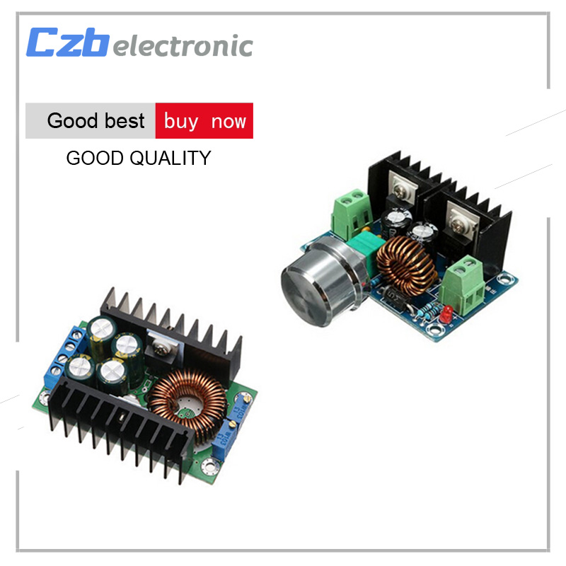 DC CC 9A 300W 8A 200W Step Down Buck Converter XL4016 5-40V To 1.2-35V 4V-40V to 1.25V-36V Power Module LED Driver for Arduino цена 2017