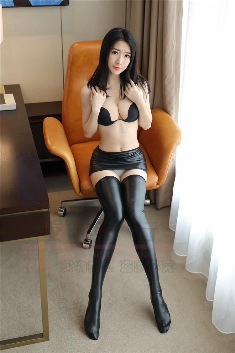 Mini Skirt No Panties Public