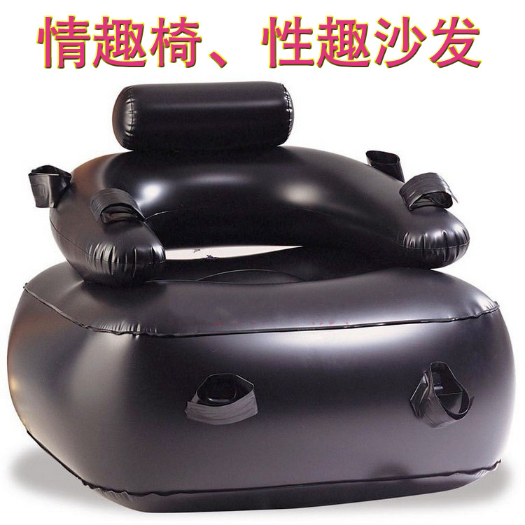 ФОТО TOP quality Inflatable furniture sex sofa love sex chair with handcuffs legcuffs bdsm bondage adult sex furniture for couples