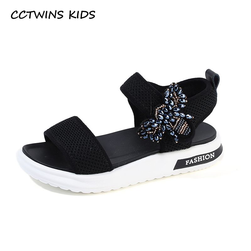 CCTWINS Kids Shoes 2019 Summer Boys Baby Black Fashion Beach Children Flat Girls Sandals Brand Soft Shoes Barefoot BS176CCTWINS Kids Shoes 2019 Summer Boys Baby Black Fashion Beach Children Flat Girls Sandals Brand Soft Shoes Barefoot BS176