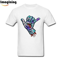 Cool Streetwear Online For Men S Santa Cruz Homme Tees Shirt New Summer Design Custom Short