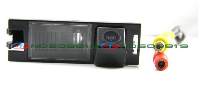 Cable inalámbrico ayuda visión nocturna coche cámara de visión trasera para estacionarse en reversa de copia de seguridad para Hyundai Tucson 10-11/Hyundai IX 35 I35