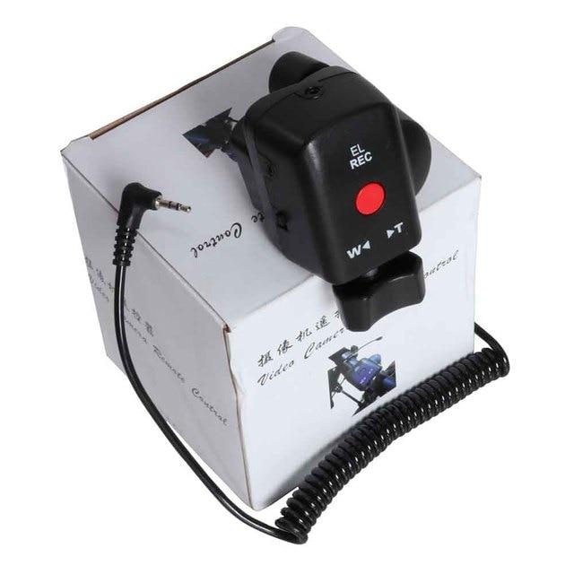 Camcorder Camera Pro Zoom Remote Control For LANC or ACC Jack Sony Panasonic Camera Fotografica Video