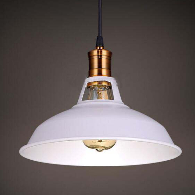 Heißer Verkauf Schwarz/weiß Bronze Kronleuchter Kreative Retro Stil  Esszimmer Lampe Industrie Loft Bar Lichter