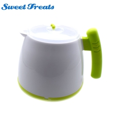 Sweettreats Microwave boiling Hot Water and tea Kettle Capacity OF 1L bouilloire Micro-ondes PP material food grade dishwasher