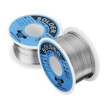 Daniu 100g 63/37 estanho chumbo rosin núcleo 0.5-2mm 2% fluxo carretel de solda linha de ferro fio de solda carretel 0.5 / 0.6 / 0.8 / 1.5 / 2mm