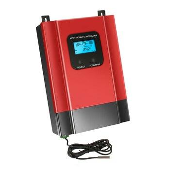 eSmart3 MPPT 30A Solar Charge Controller 12V 24V 36V 48V Auto Sense Backlight LCD Display Max 150V Input RS485
