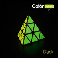 Moyu Magnetic Magic Speed Cube Pyramid Rubik Professional Puzzle Educational Toys For Children