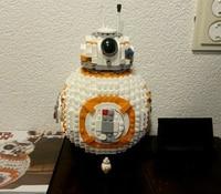 Building Bricks 05128 Star Robot Wars BB 8 1238pcs Christmas Building Blocks Toys For Children Compatible
