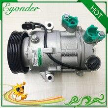 A/C AC Air Conditioning Compressor Cooling Pump VS16E for Hyundai Sonata KIA K5 OPTIMA 2015 on 977014M100