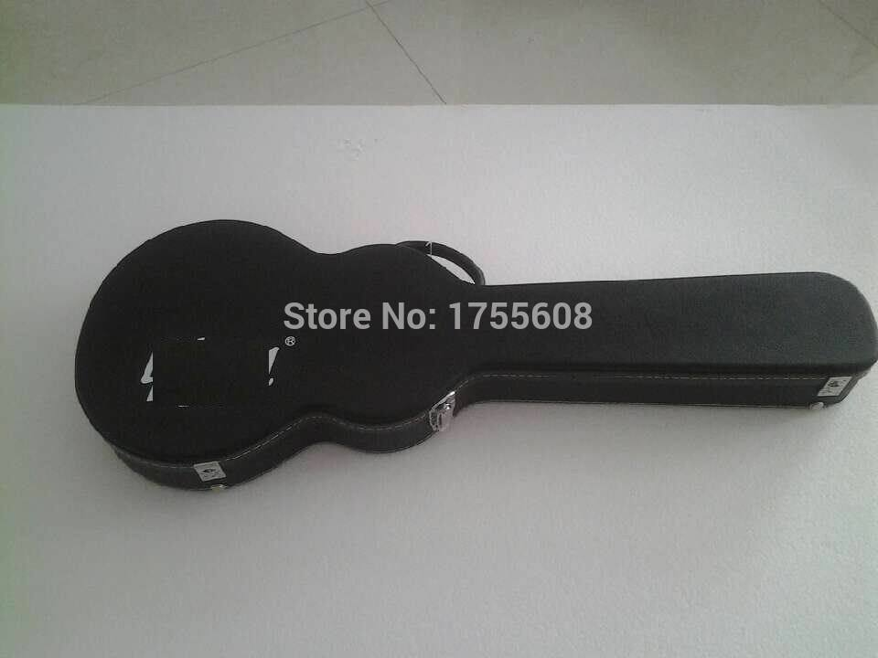 NEW Electric Guitar BLACK Hardcase Not sell separately ,Sale with guitar together!