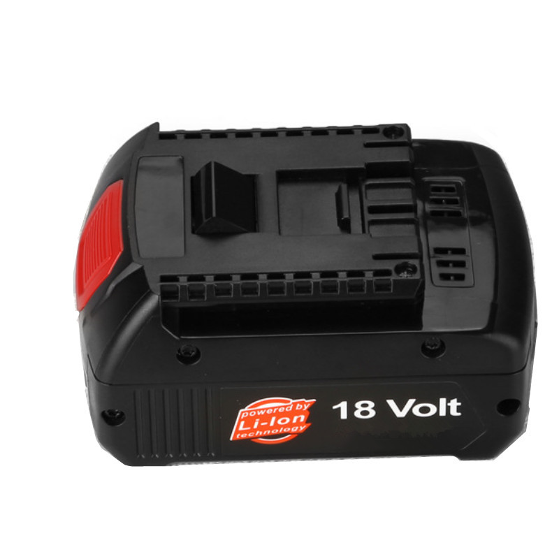 For <font><b>Bosch</b></font> <font><b>18V</b></font> 6000mAh Power Tools <font><b>Battery</b></font> Cordless for <font><b>Bosch</b></font> Drill BAT609 BAT618 3601H61S10 JSH180 Li-ion image
