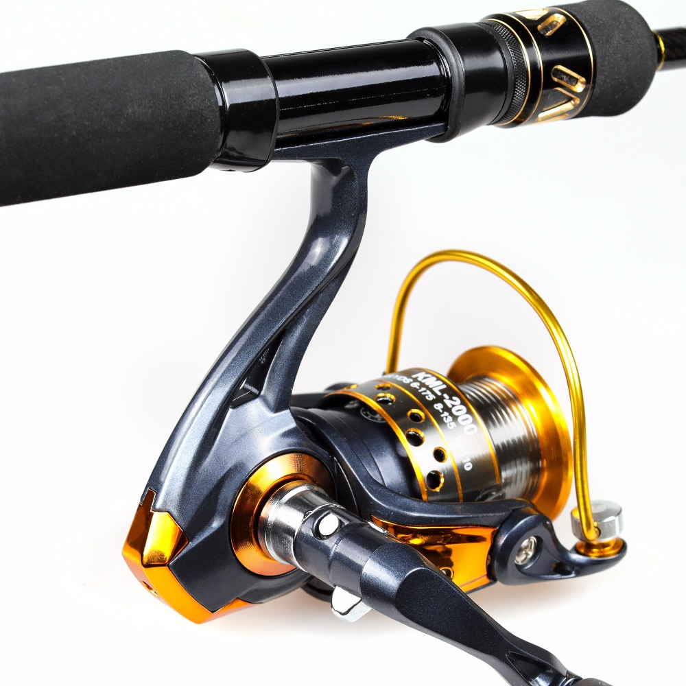 2.1m Fishing Rod 11 Ball Bearings Reel Combo Full Kit Spinning Reel Pole Set with Fish Bag Case Fishing rods Pesca tackle dream m19 multifunctional opie fishing reel bag fishing bags pole tackle military lure reel backpack fishing gear 33 13 23cm