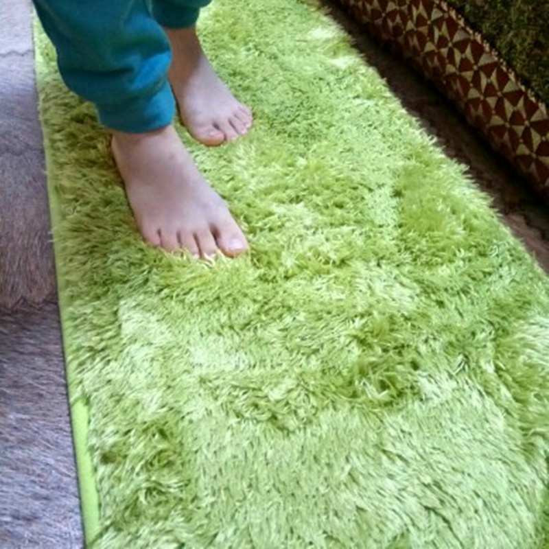 Click here to Buy Now!! New Solid Long Plush Absorbent Anti-slip Doormat  Area Rugs Floor Home Decor Carpets for Living Room Kitchen Bathroom Bedroom 540ad25f2e