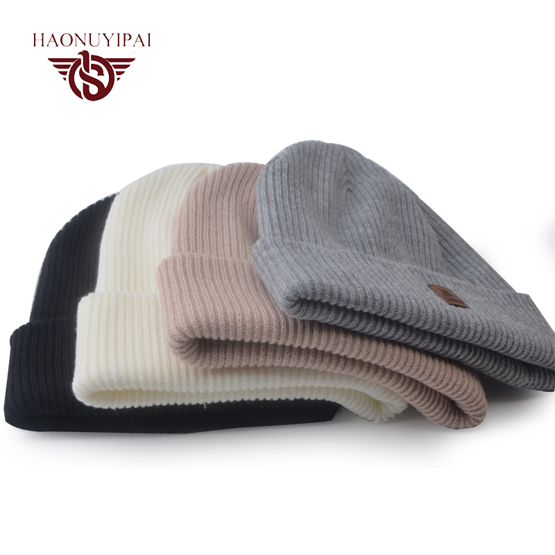 New Fashion Winter Warm Baggy Knitted Hatss