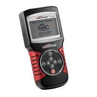 EOBD Automotive Scanner OBD Car Diagnostic OBD2 Detector Scanner OBDII Diagnosis Tool Auto LCD Fault Code Reader