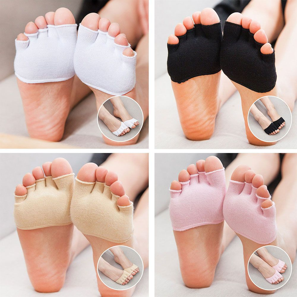 2Pcs=1Pair Super Elastic Bunion Sleeve Protector Hallux Valgus Foot Toe Corrector Feet Bone Thumb Adjuster Correction Pedicure