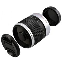 300Mm F6.3 Super Telephoto Mirror Lens For Sony E Mount Alpha A6000 A6300 A6500 A5100 A5000 A3000 Mirrorless Digitial Cameras