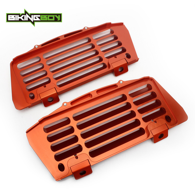 BIKINGBOY Für KTM 150 250 XC W SX 2017 2018 125 250 350 450 SX SX F XC F 2016 2018 250 350 450 500 EXC F 17 18 Kühler Guards