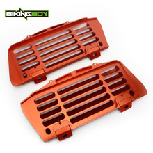 BIKINGBOY Voor KTM 150 250 XC W SX 2017 2018 125 250 350 450 SX SX F XC F 2016 2018 250 350 450 500 EXC F 17 18 Radiator Guards