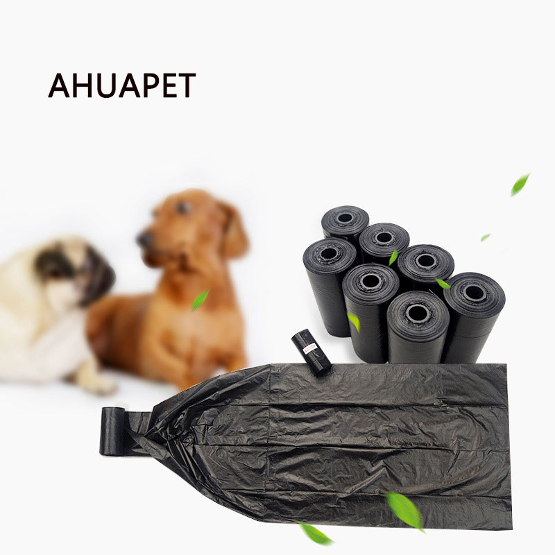 Earth-Friendly 10 Roll 150 Pcs Zero Waste Roll Pet Dog Waste Poop Bag Pooper Scoopers Bags Waste Poop Bags Dog Waste Bags Shit