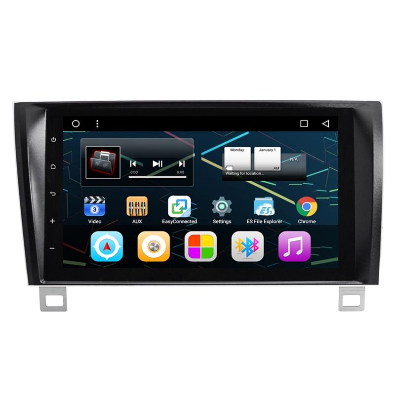 9 Android 6 0 1 Autoradio Headunit Head Unit Car Stereo Multimedia GPS for Toyota Sequoia